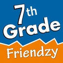 Icon for 7th Grade Friendzy - Reading, Math, Science