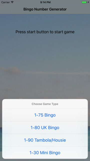 Bingo Number Generator screenshot 6