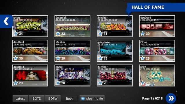 Graffiti Unlimited Pro screenshot 2