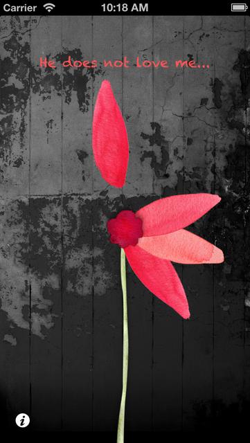 Flower LOVE Check screenshot 3