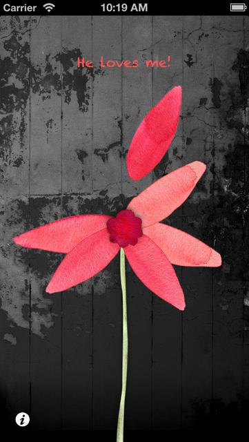 Flower LOVE Check screenshot 4