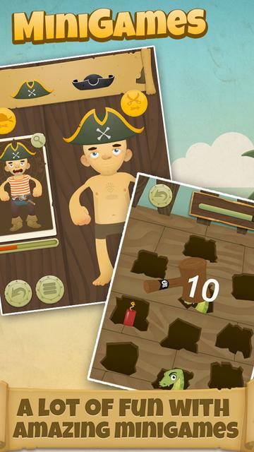 1000 Pirates Games for Kids screenshot 9