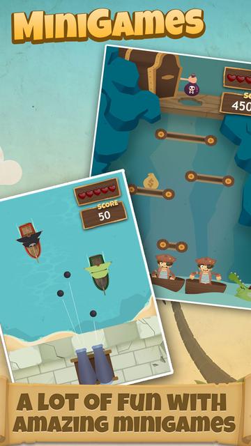 1000 Pirates Games for Kids screenshot 11