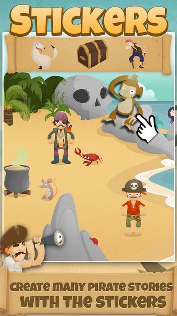 1000 Pirates Games for Kids screenshot 12