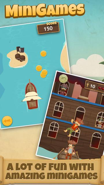 1000 Pirates Games for Kids screenshot 13