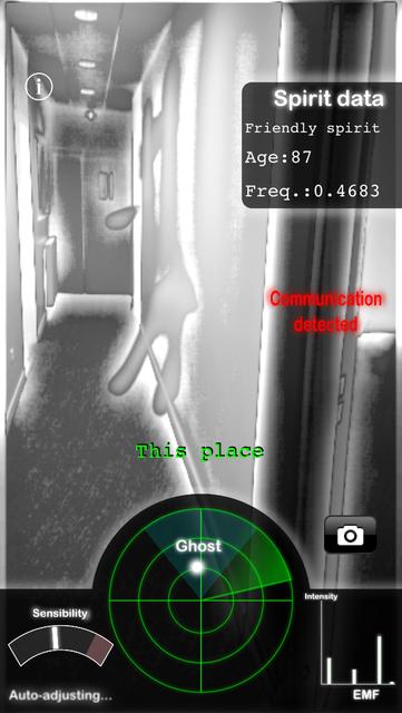 Ghost Observer - AR Detector screenshot 5