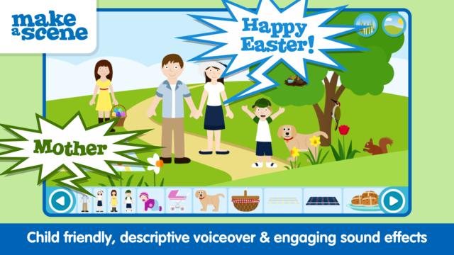 Make A Scene: Easter (Pocket) screenshot 6