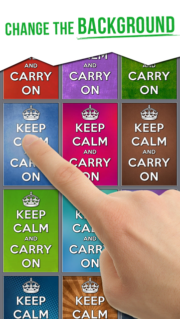 Keep Calm And ____? PRO (Ad Free) screenshot 3
