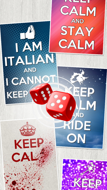 Keep Calm And ____? PRO (Ad Free) screenshot 5