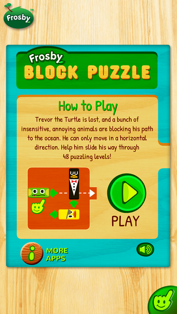 Frosby Block Puzzle screenshot 2