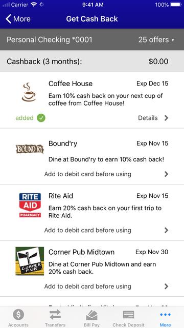 AllSouth Mobile Banking screenshot 7