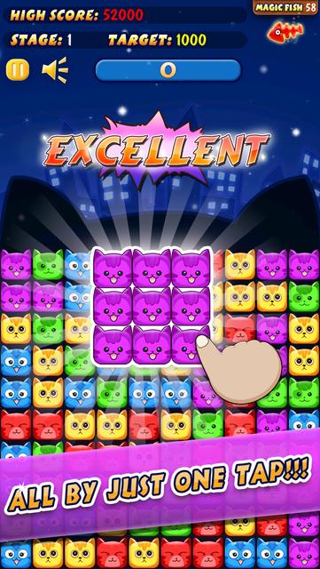 Cat Blast Pop screenshot 6