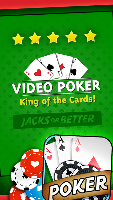 Video Poker Free Game: King of the Cards! for iPad and iPhone Casino Apps screenshot 10