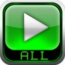 Icon for AVI, FLV, WMA, MPEG, RMVB, MP4 Player