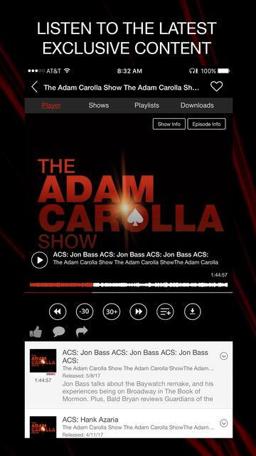 PodcastOne screenshot 3