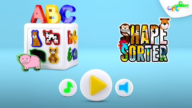 Shape Sorter - Early Learning screenshot 6
