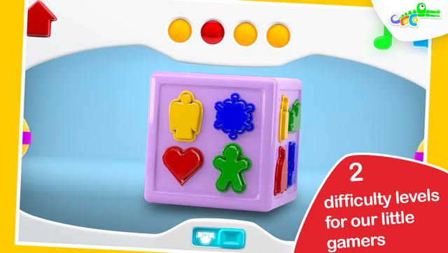 Shape Sorter - Early Learning screenshot 9