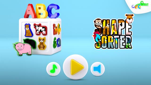 Shape Sorter - Early Learning screenshot 11