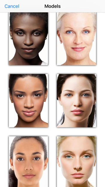 jane iredale Makeup Mirror screenshot 4