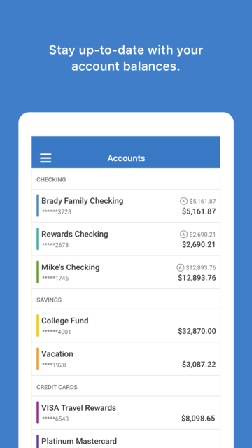 Hudson Valley FCU Mobile screenshot 4