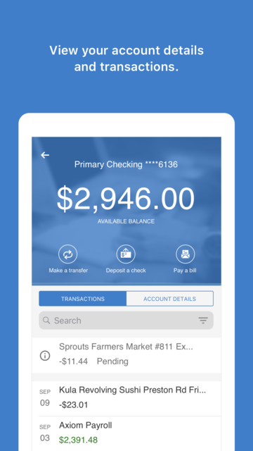 Hudson Valley FCU Mobile screenshot 5