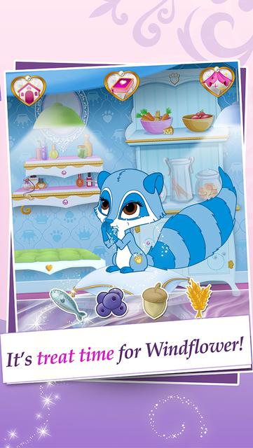 Disney Princess Palace Pets screenshot 3