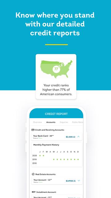 TransUnion: Score & Report screenshot 7