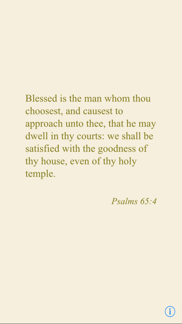 Holy Bible (Classic KJV) screenshot 1