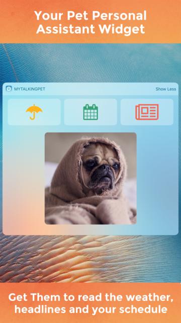 My Talking Pet Pro screenshot 5