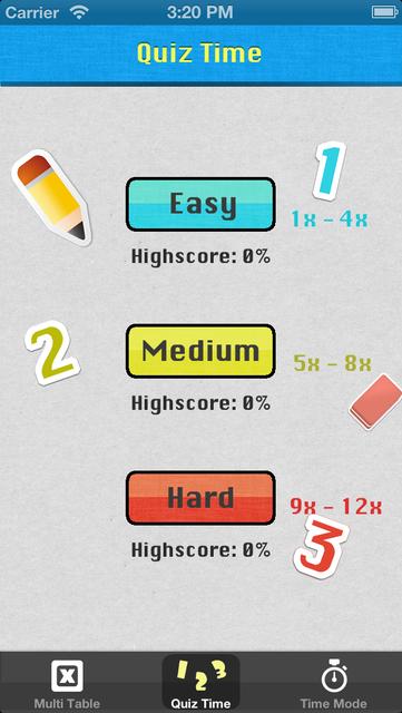 Multiplication Hero screenshot 2