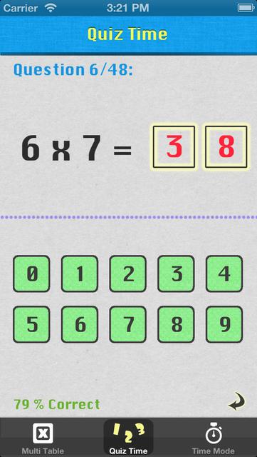 Multiplication Hero screenshot 4
