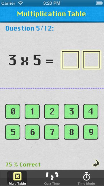 Multiplication Hero screenshot 5