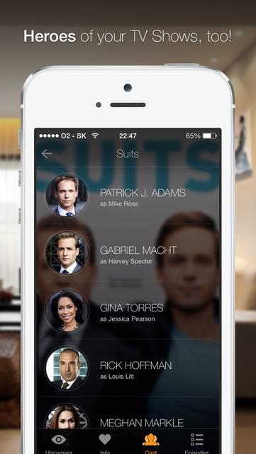 TeeVee 3 - Your TV Shows Guru screenshot 4