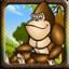 Gorilla Dash - Jungle Jumping Mania