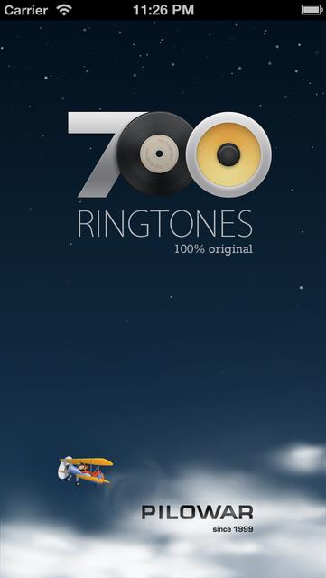 700 Ringtones screenshot 5