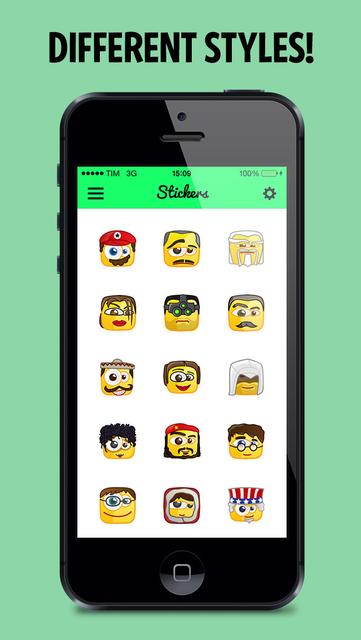 Stickers for WhatsApp! screenshot 3