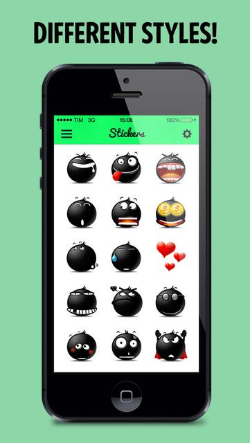 Stickers for WhatsApp! screenshot 4
