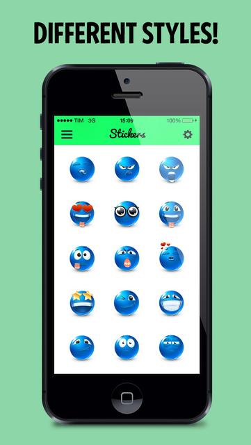 Stickers for WhatsApp! screenshot 5