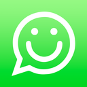 Icon for Stickers for WhatsApp!