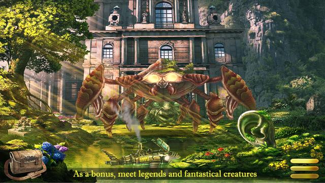 Sea Of Giants: Monument Island screenshot 5