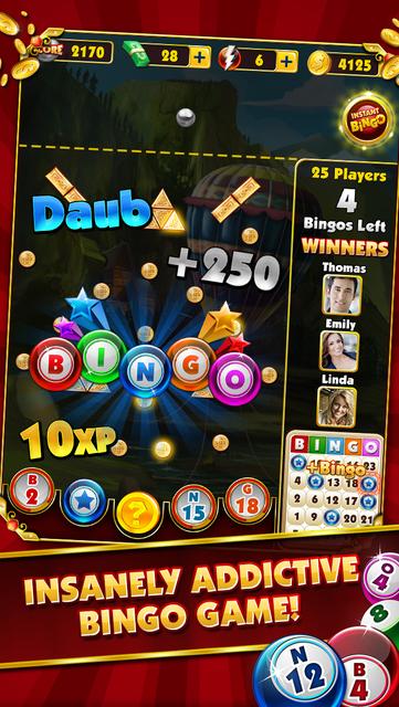 Bingo Shoot screenshot 2