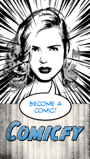 Comicfy screenshot 1