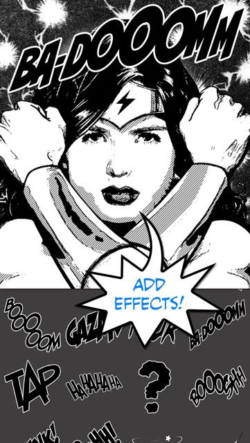 Comicfy screenshot 3