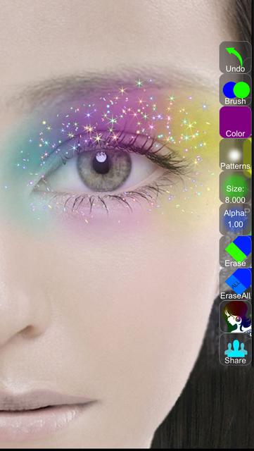 ColorFace screenshot 2