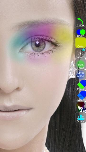 ColorFace screenshot 3