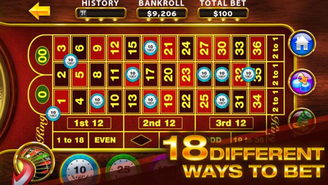 Roulette King screenshot 3