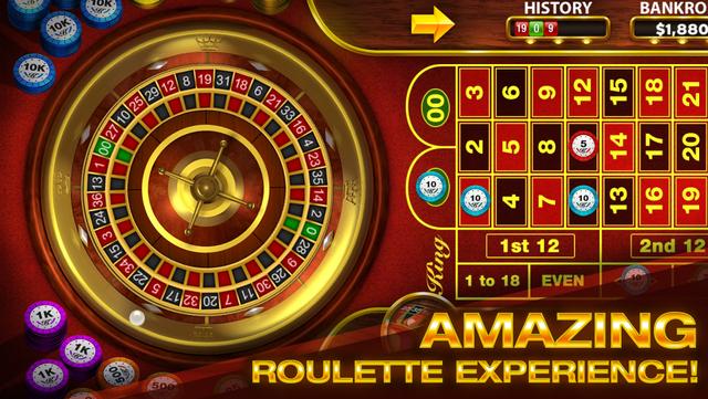 Roulette King screenshot 2