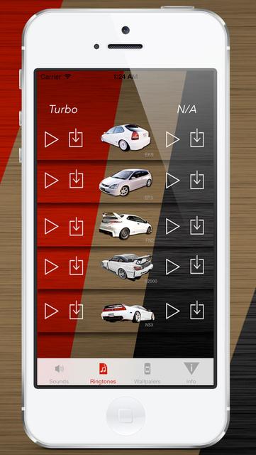 Japan Car Sounds Plus screenshot 2