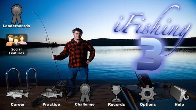 i Fishing 3 by Rocking Pocket Games screenshot 6