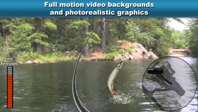 i Fishing 3 by Rocking Pocket Games screenshot 7